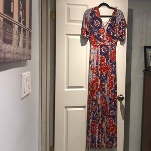 ASOS Dresses - ASOS floral maxi dress